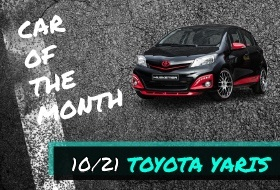 Car Of The Month -  Oktober