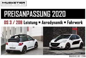 PREISANPASSUNG 2020