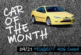 Car Of The Month -  September