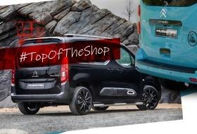 TOP OF THE SHOP Cargo Paket für Vans