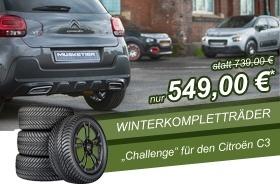"""Sonderposten """"Challenge"""" Schwarz"""