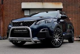 NEU: Peugeot 5008 Leichtmetallräder