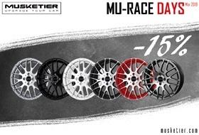 MU-RACE DAYS Mai 2019