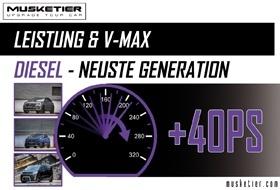 Leistung & V-MAX Diesel