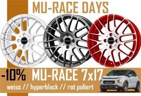 MU-RACE DAYS