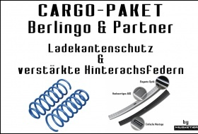 TOP OF THE SHOP Berlingo & Partner Cargo
