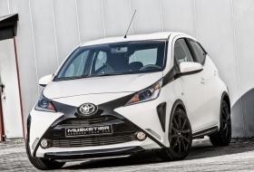 Toyota Aygo AKTIONSTAGE im Mai