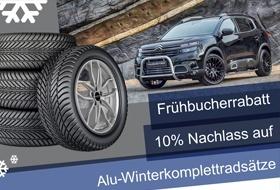 10% Frühbucherrabatt
