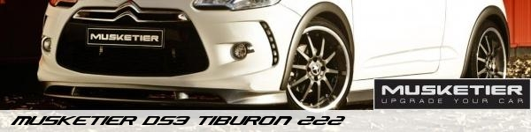 Musketier DS3 Tiburon 222