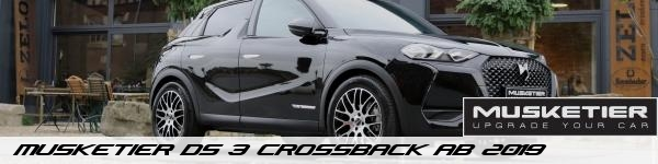 Musketier DS 3 Crossback ab 2019