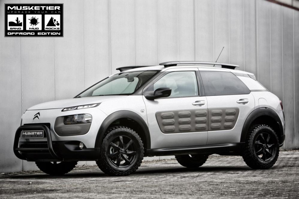 [PREPARATION] Citroën C4 Cactus Offroad Edition Musketier Unbenannt(391von1)(2)