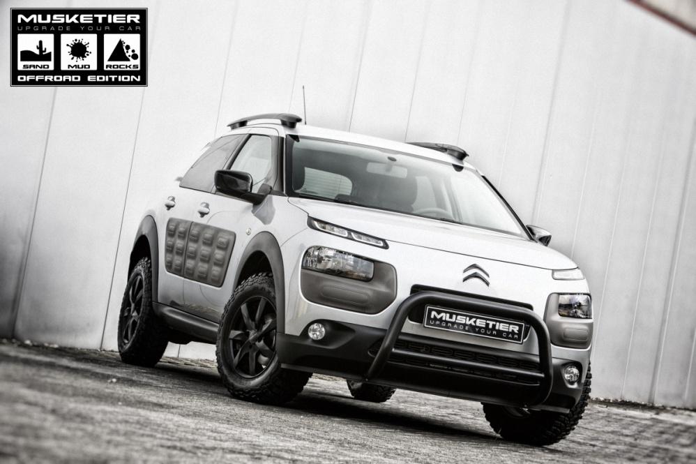 [PREPARATION] Citroën C4 Cactus Offroad Edition Musketier Unbenannt(393von1)(2)